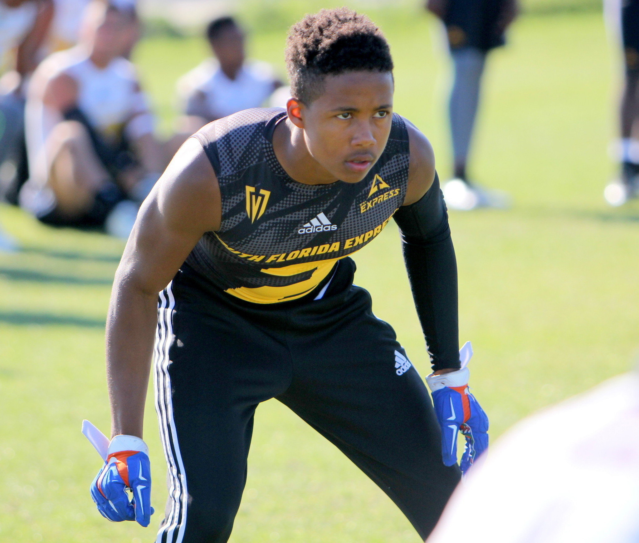 CB Marco Wilson will follow brother Quincy as Florida Gator ...