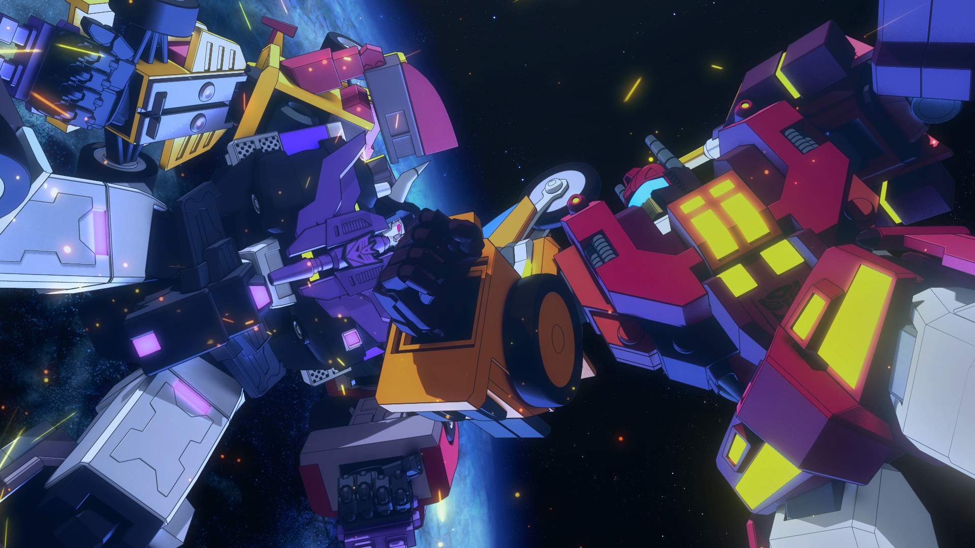 new animated series transformers combiner wars targets