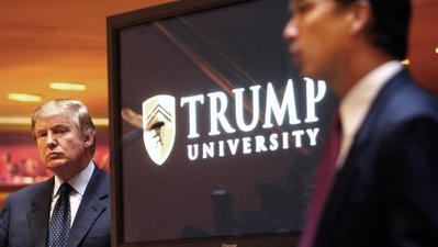 Judge blocks release of Trump's video testimony in Trump University case