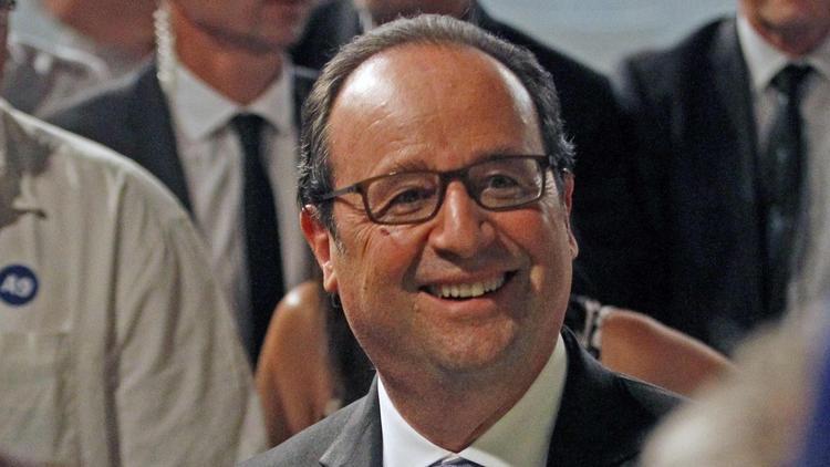 Francois Hollande (Raymond Roig / AFP/Getty Images)