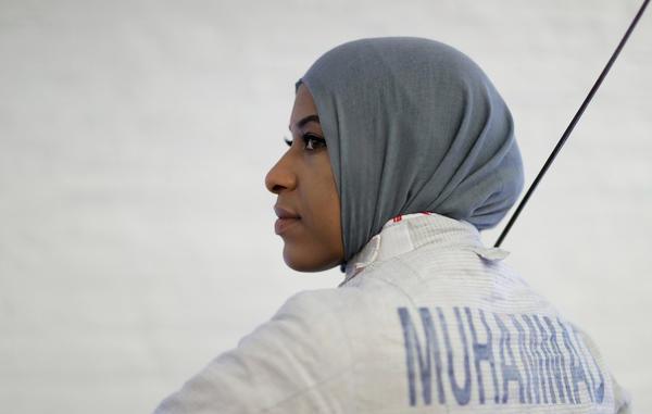 Ibtihaj Muhammad (Ezra Shaw / Getty Images)