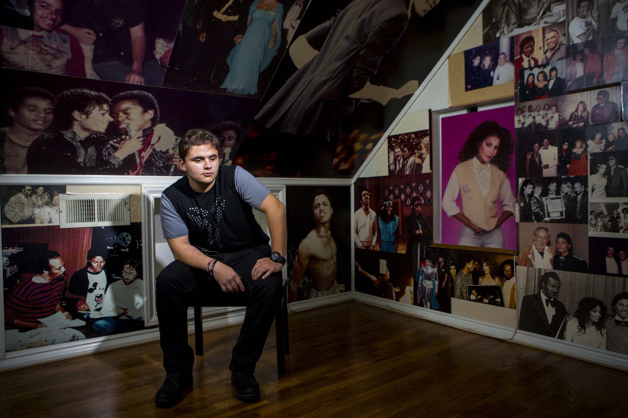 Prince Jackson concede un'intervista a Los Angeles Times  La-1470252606-snap-photo