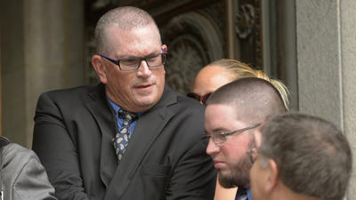 Cagle trial: Jury returns not-guilty verdict on one charge but told to resume deliberations