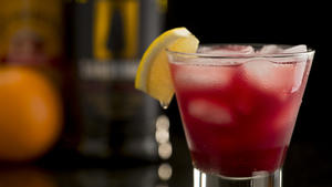 Port wine sangria