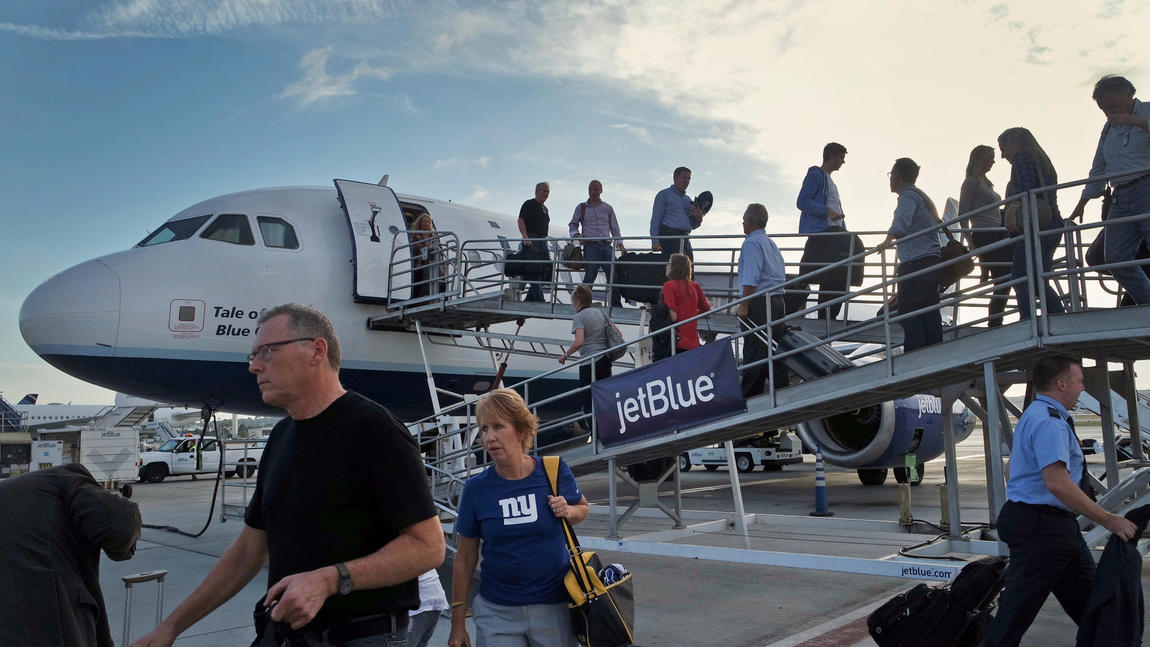 Long beach airport slots