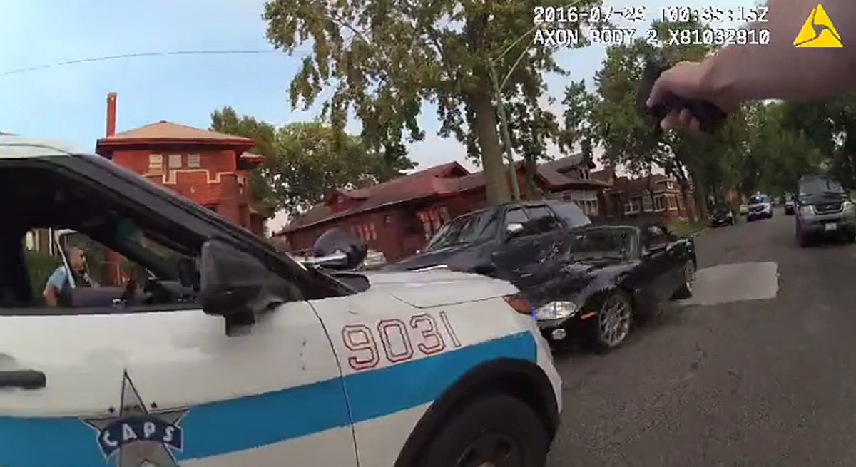 Videos of deadly cop shooting show procedural errors, confusion over ...