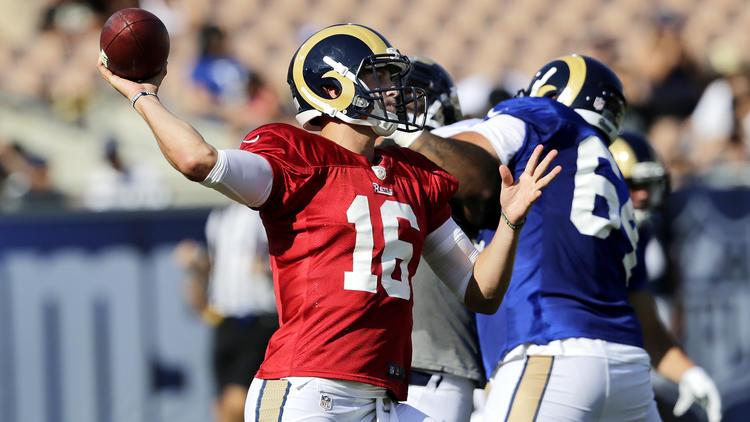 Los Angeles Rams T.J. McDonald LIMITED Jerseys