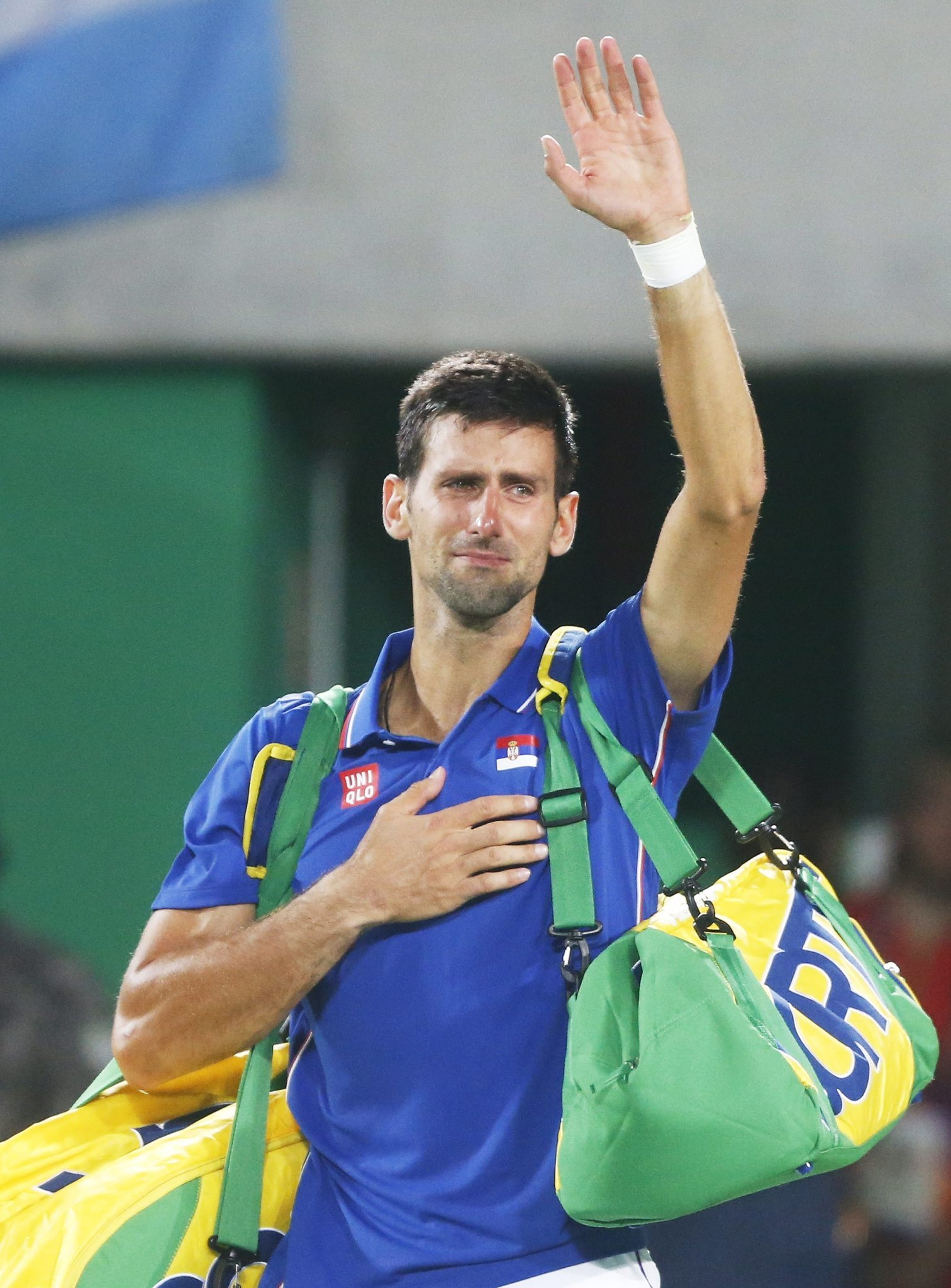 After wild night in Olympic tennis, here's the question: Is more to come?