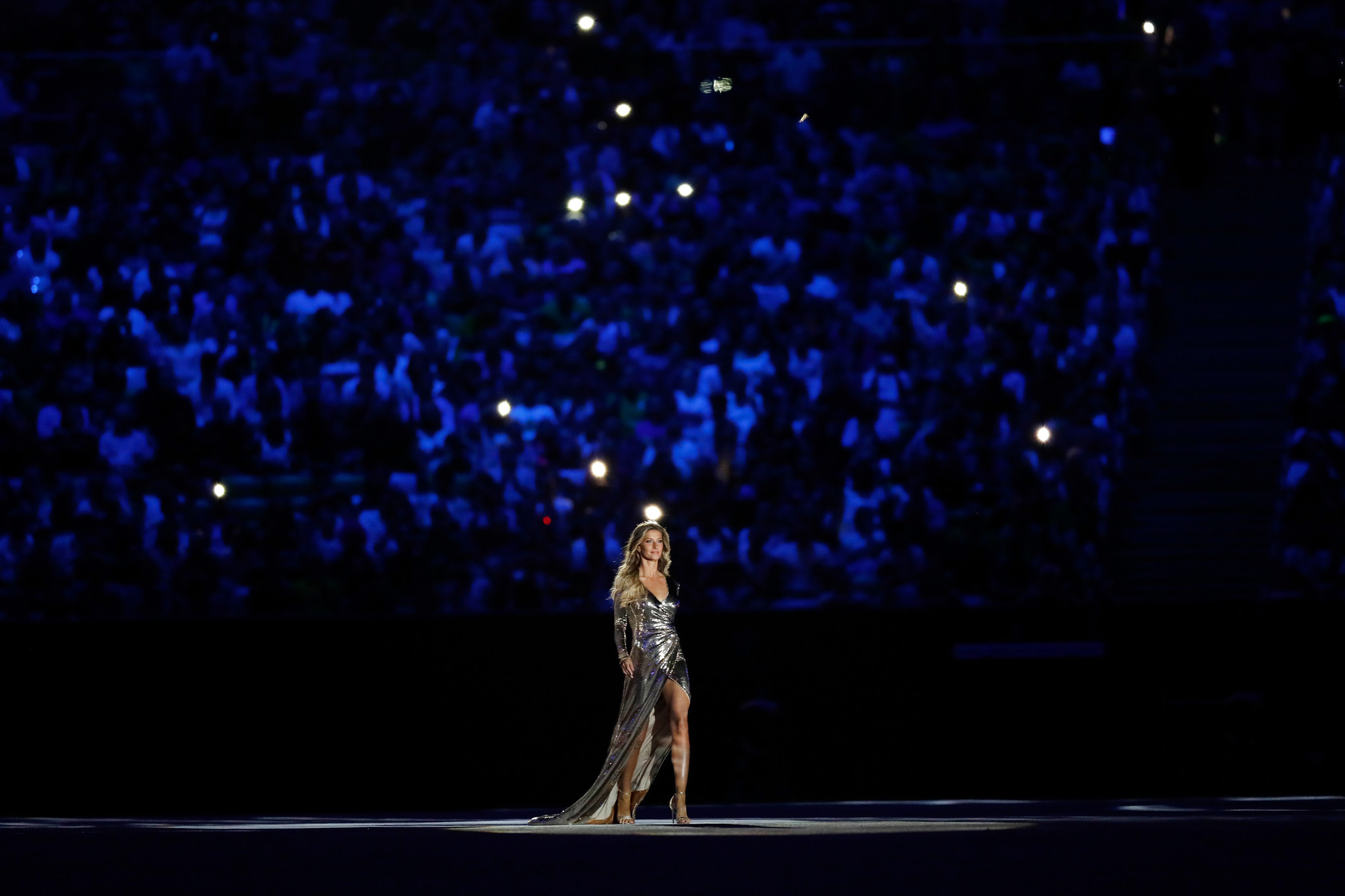 'Ipanema' song jumps 1,200 percent after Olympics ceremony