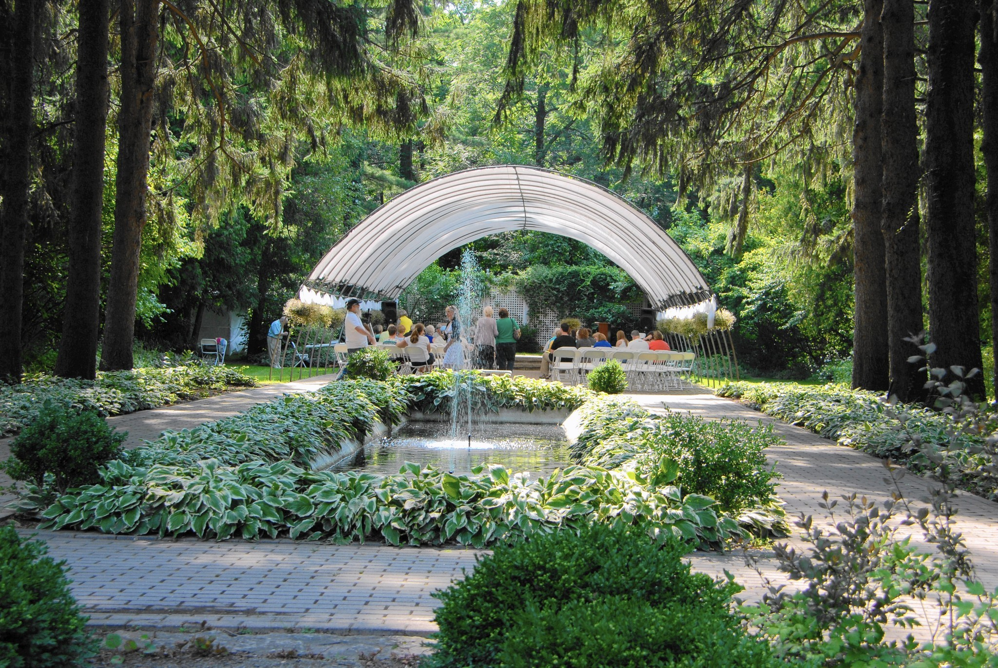 Hear Lyric Opera 39 S Preview At Friendship Botanic Garden