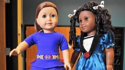 A love/hate relationship with American Girl dolls