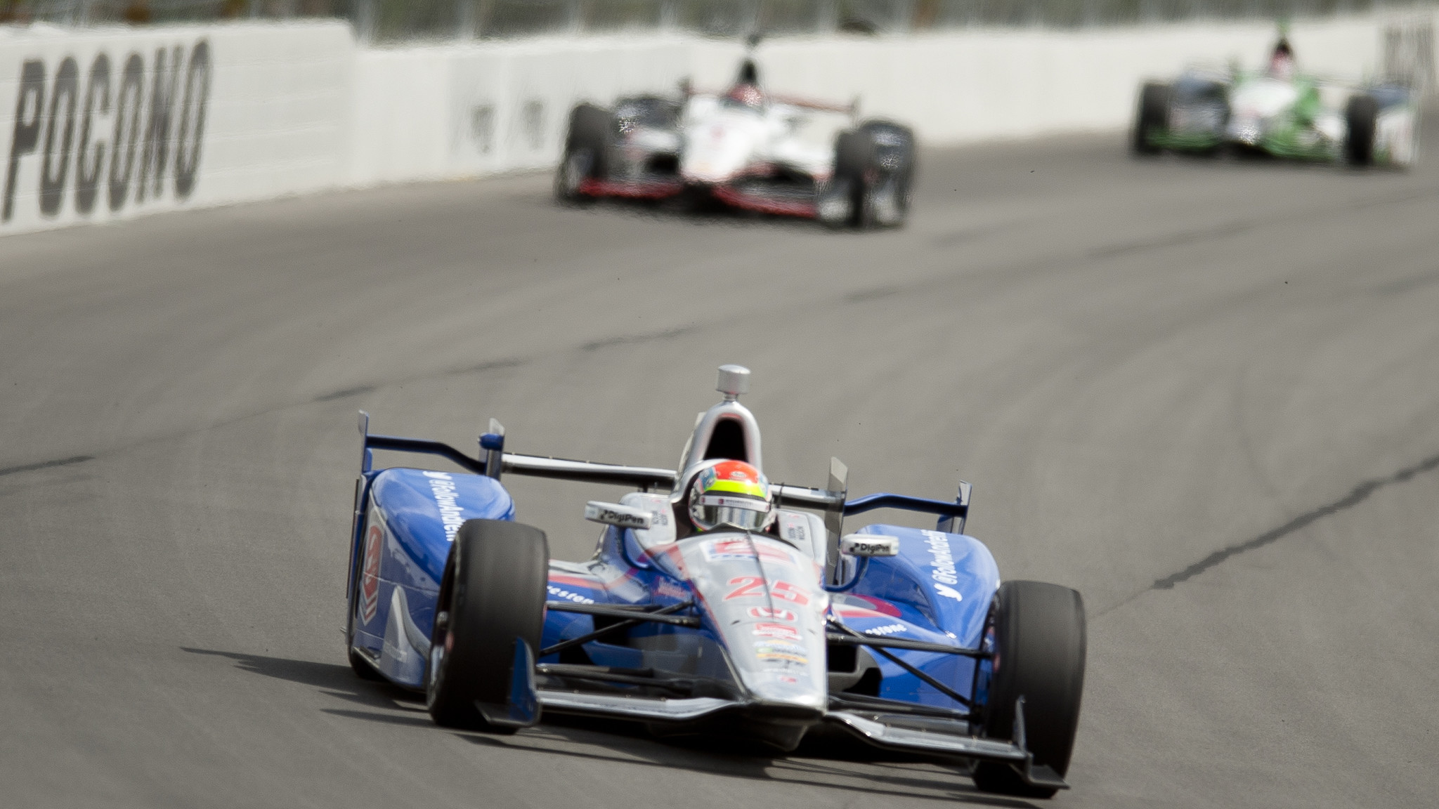 AUTO RACING IndyCar and Pocono Raceway ink new 2 year deal The