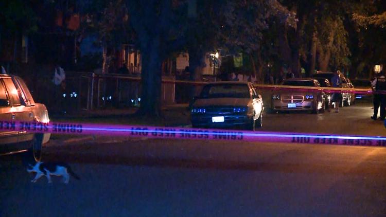 Police investigate Roseland shooting