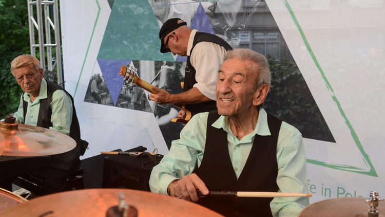 Holocaust Survivor Band returns from Poland