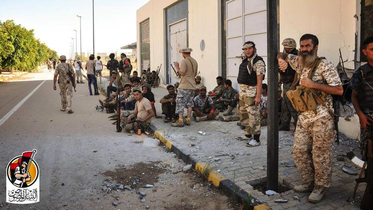 """لوس أنجلوس تايمز:""""انتصار"""" في مدينة """"أشباح مُدمّرة"""".. داعش سينقض مُجدّدا 750x422"""