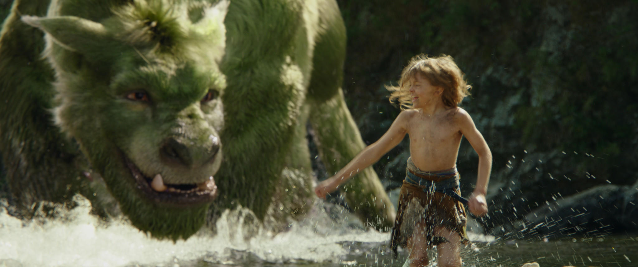 Image result for Pete's dragon