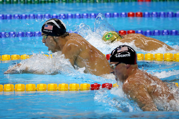 Michael Phelps makes history with 22nd gold medal