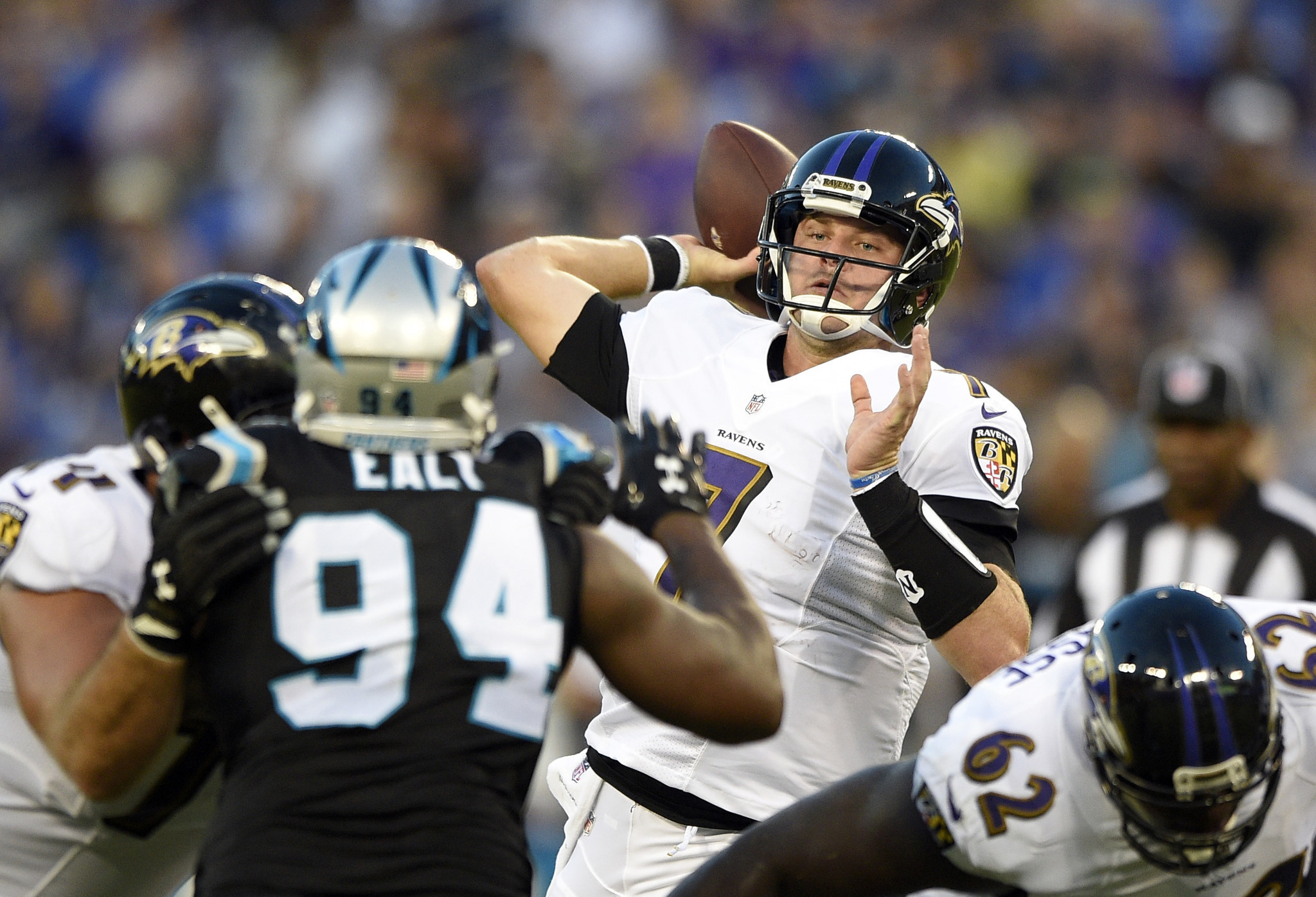 Bal-ravens-uneven-in-preseason-debut-but-play-well-enough-to-beat-the-panthers-22-19-20160811