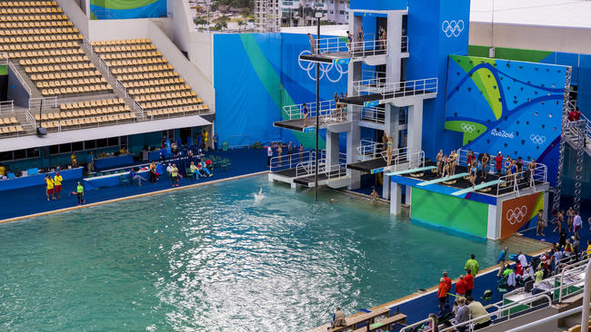 Related Keywords Suggestions For Olympic Diving Pool