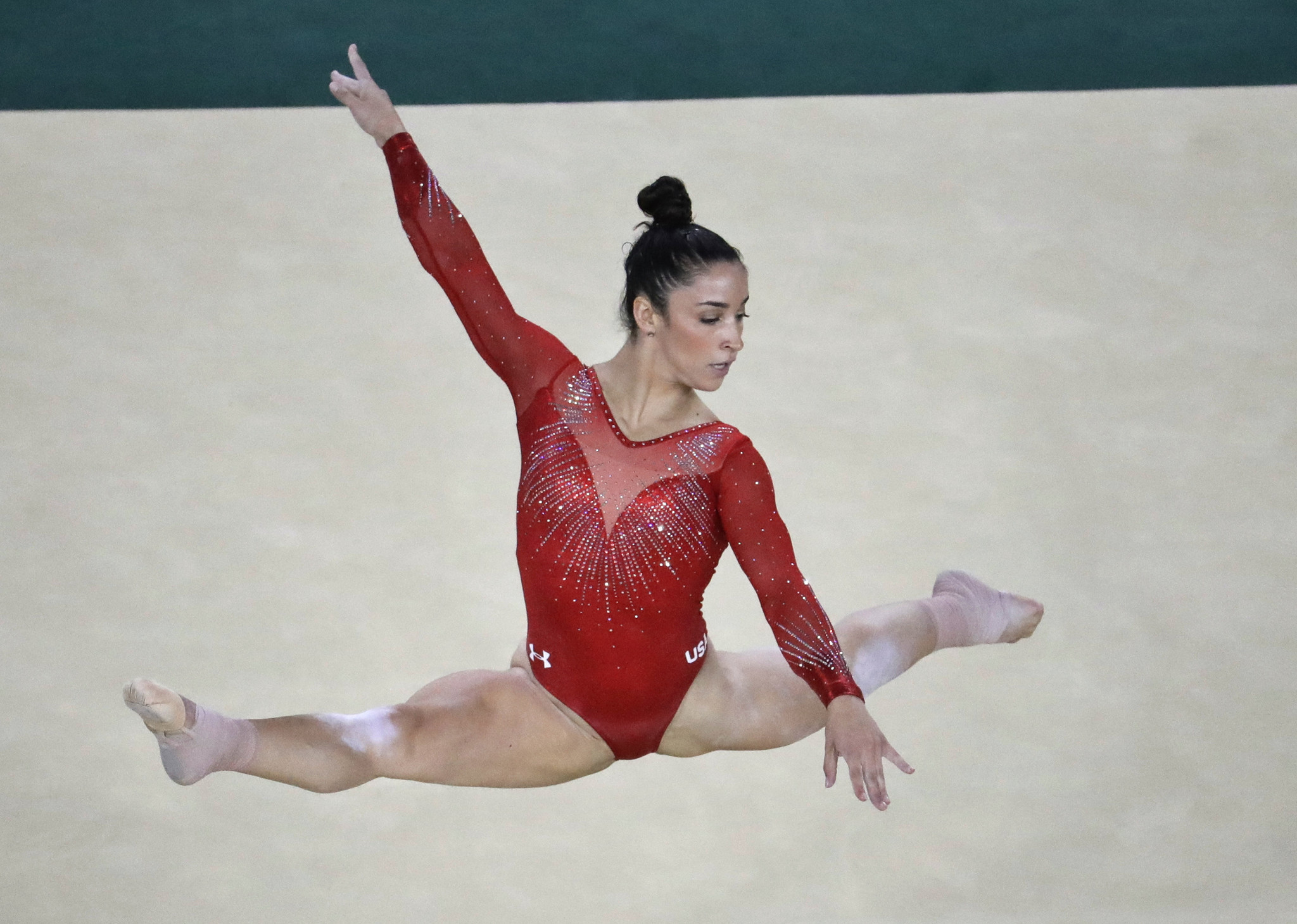 Company Offers Replicas Of 1 200 Usa Gymnastics Leotards