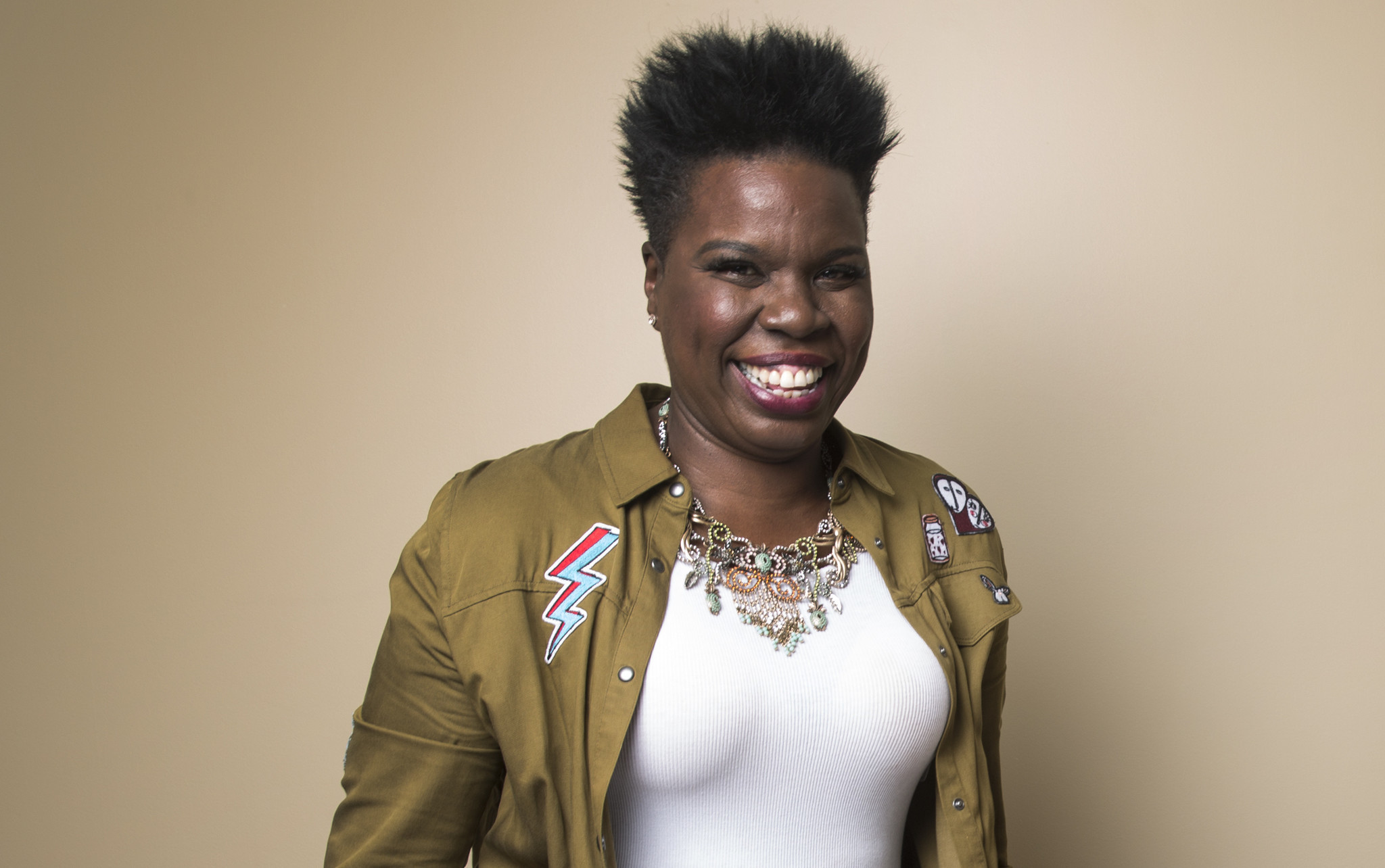 Image result for Leslie Jones