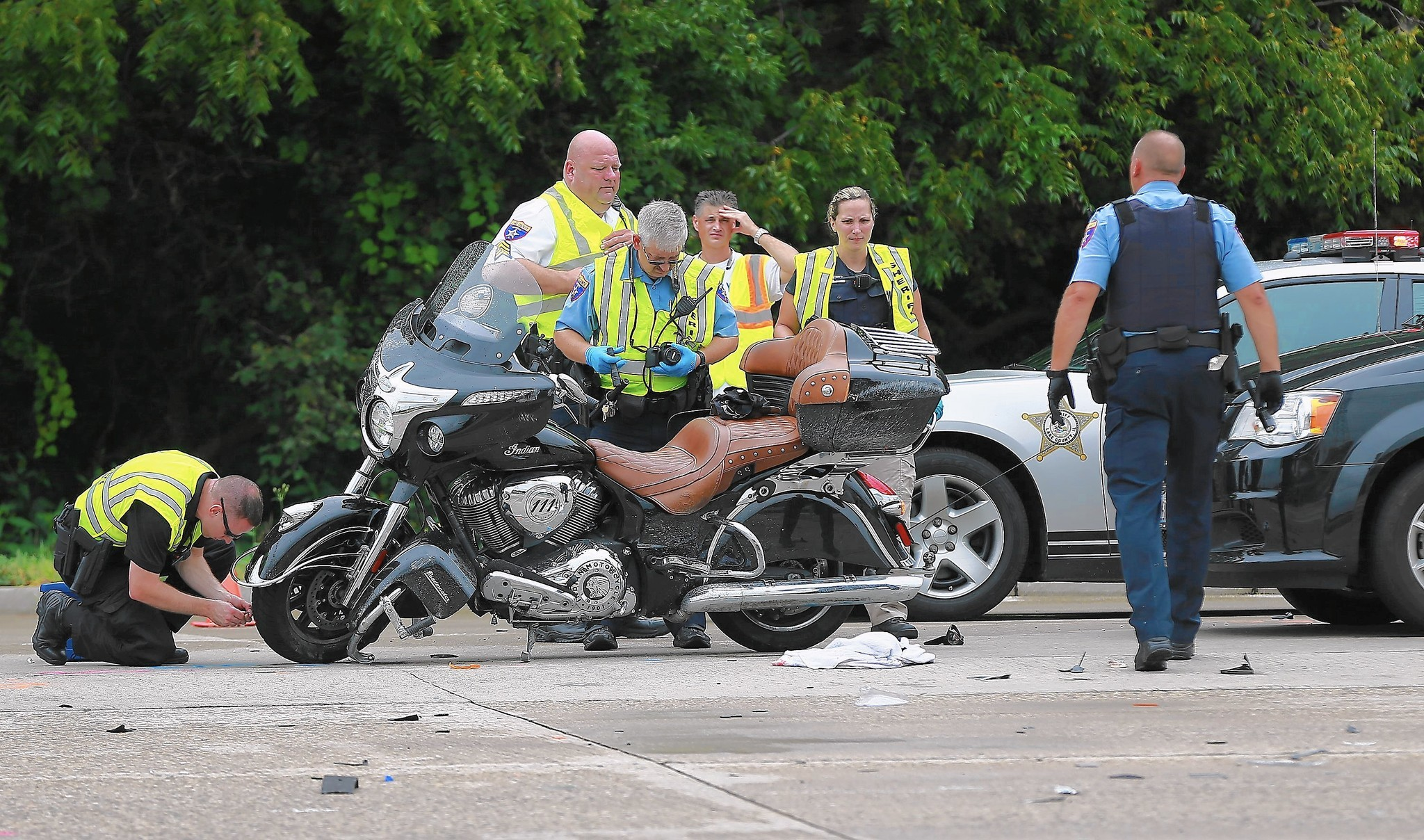 Man, 59, killed in motorcycle accident near Libertyville ...