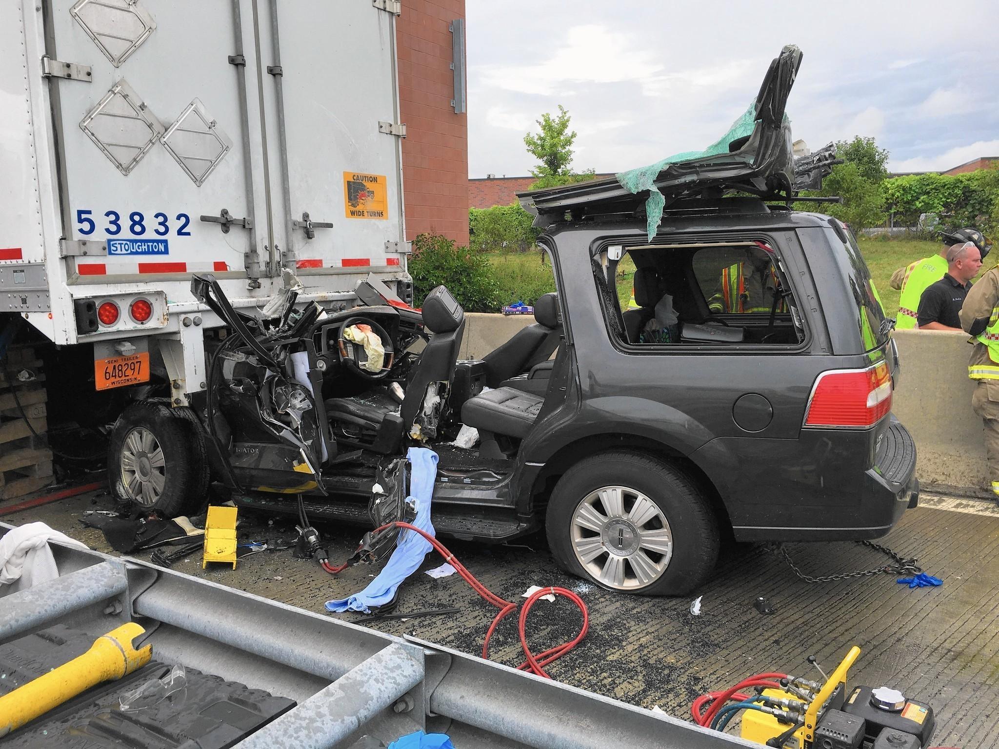 Brian Wilcox Car Accident