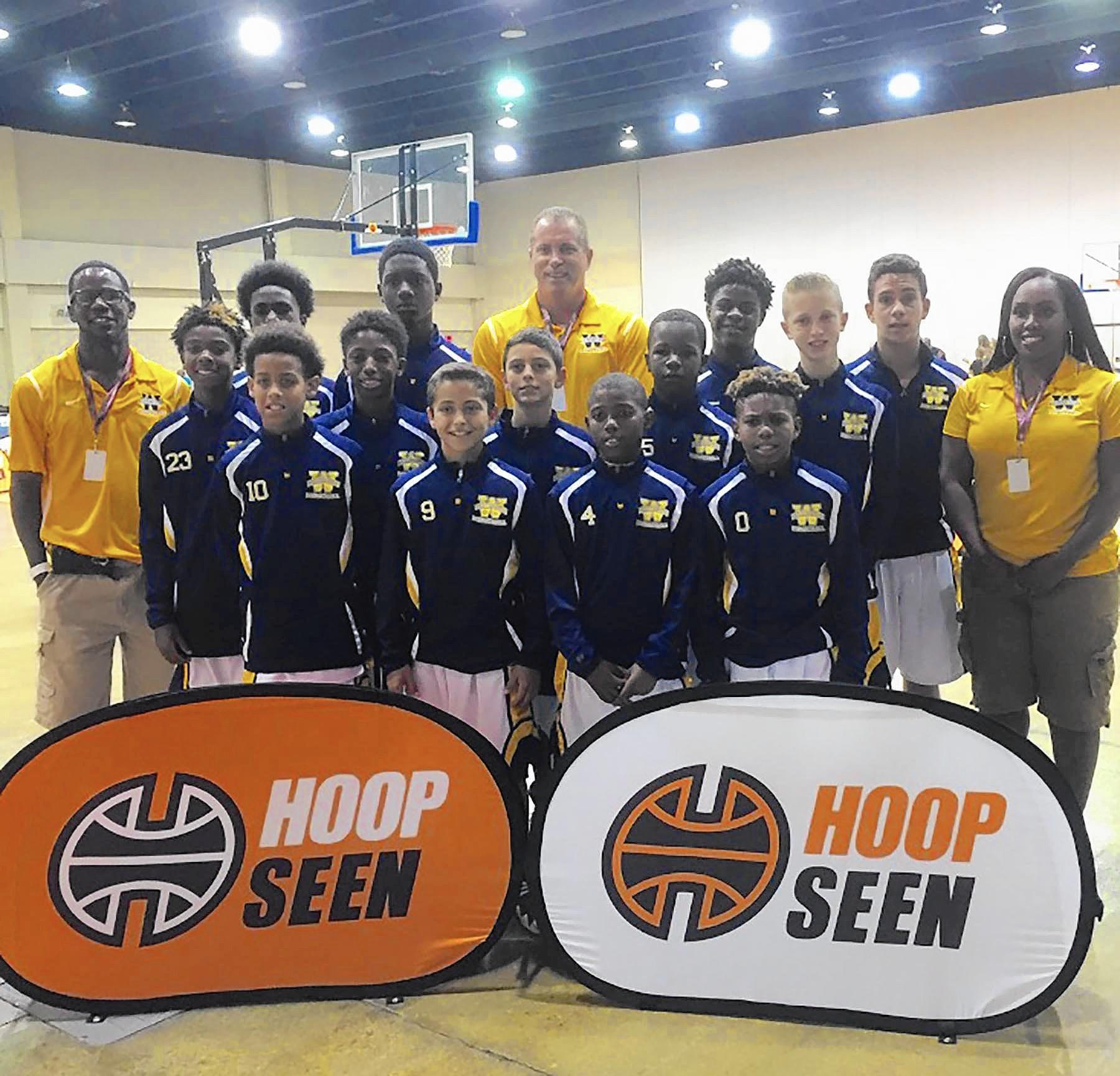Wellington Wolves dominant during fifth-grade hoops campaign - Sun Sentinel