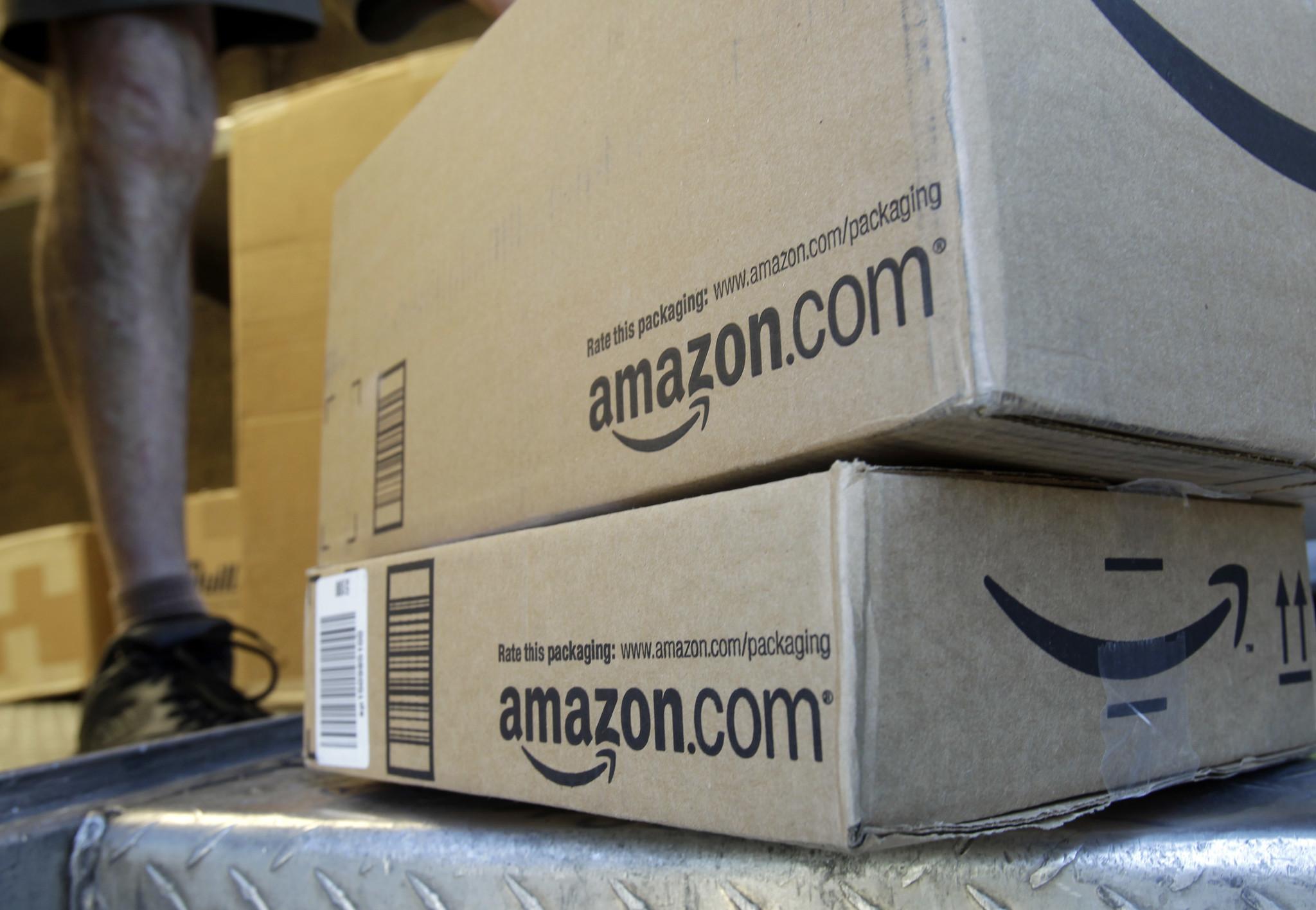 Amazon opening pickup location at UIC - Chicago Tribune