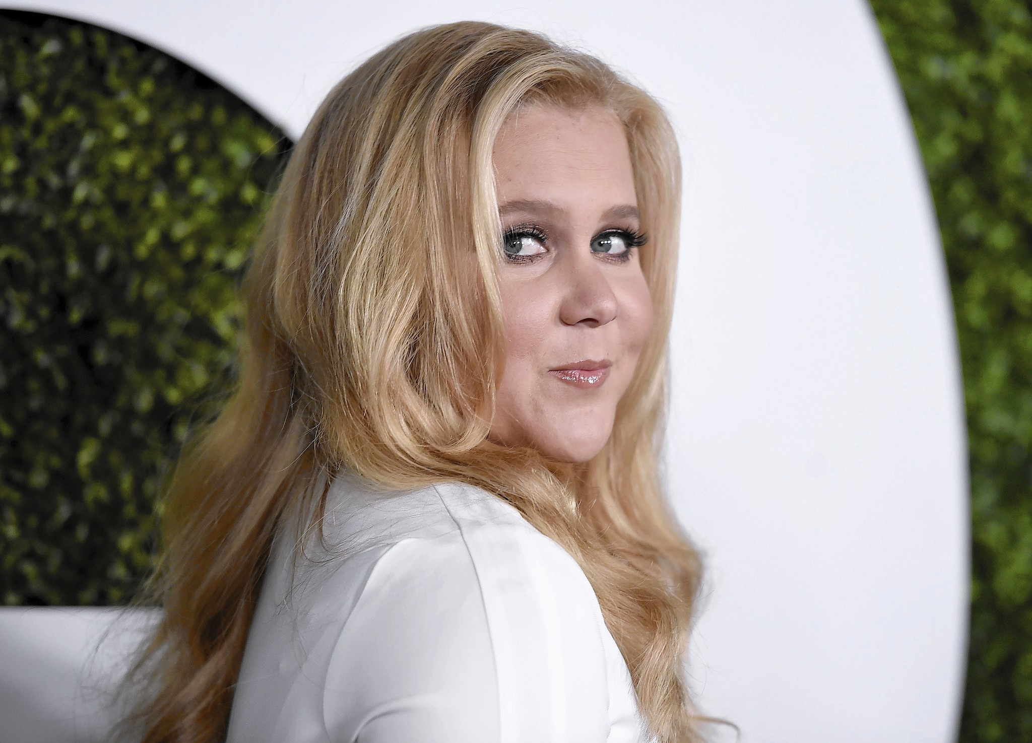 Amy schumer has her own 39 back 39 in new book chicago tribune for Amy schumer tattoo