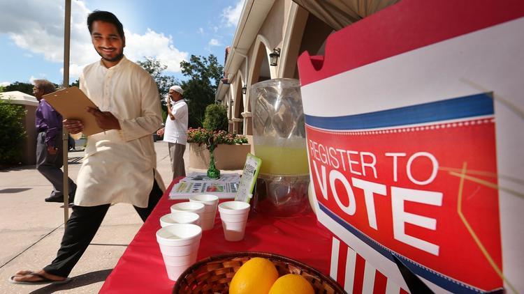 Trump, campaign vitriol boosts Muslim voter outreach