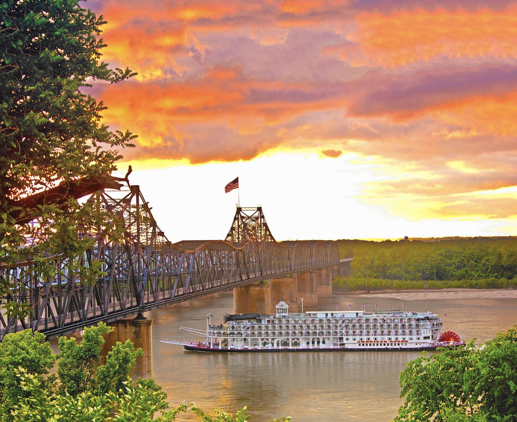 Popular Mississippi River Cruises Offer Fresh View Of