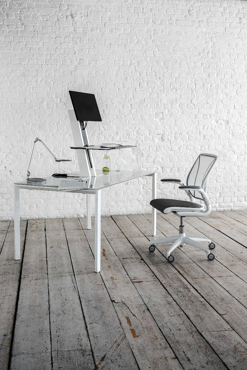 Which work desks and chairs are best for health?