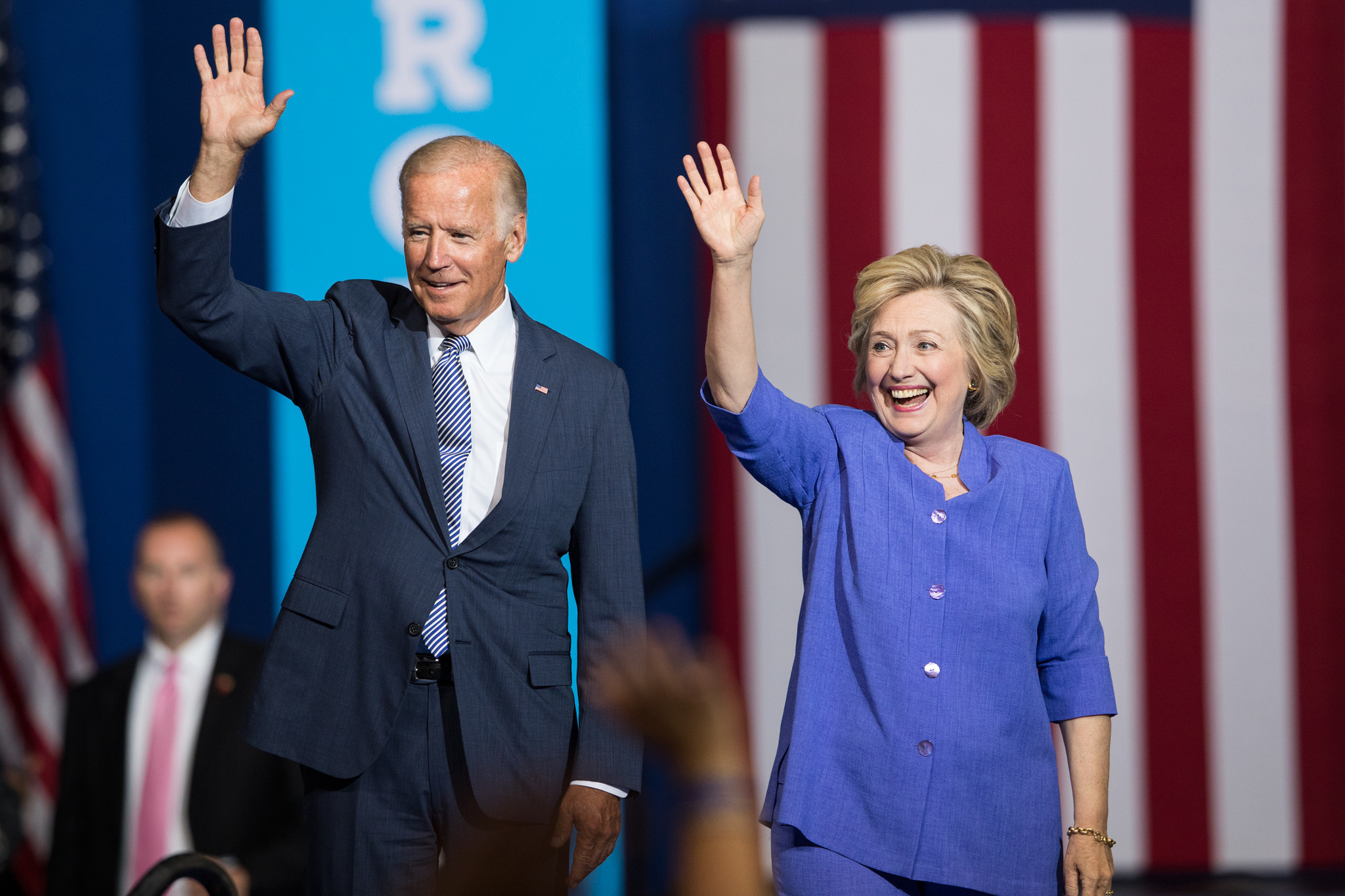 Joe Biden never thought Hillary Clinton was a very good