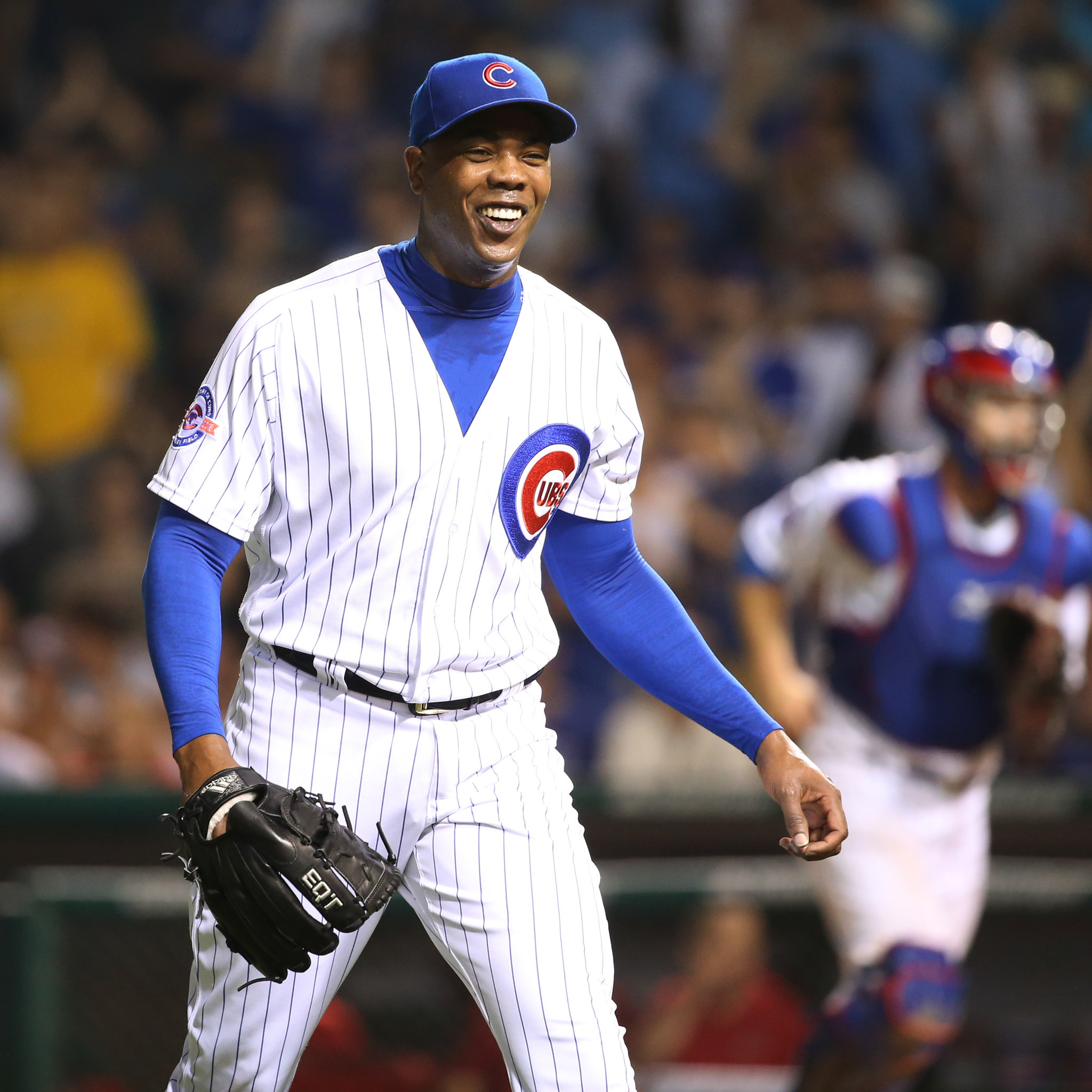 Cubs actions with Aroldis Chapman, fired DJ reek of hypocrisy ...