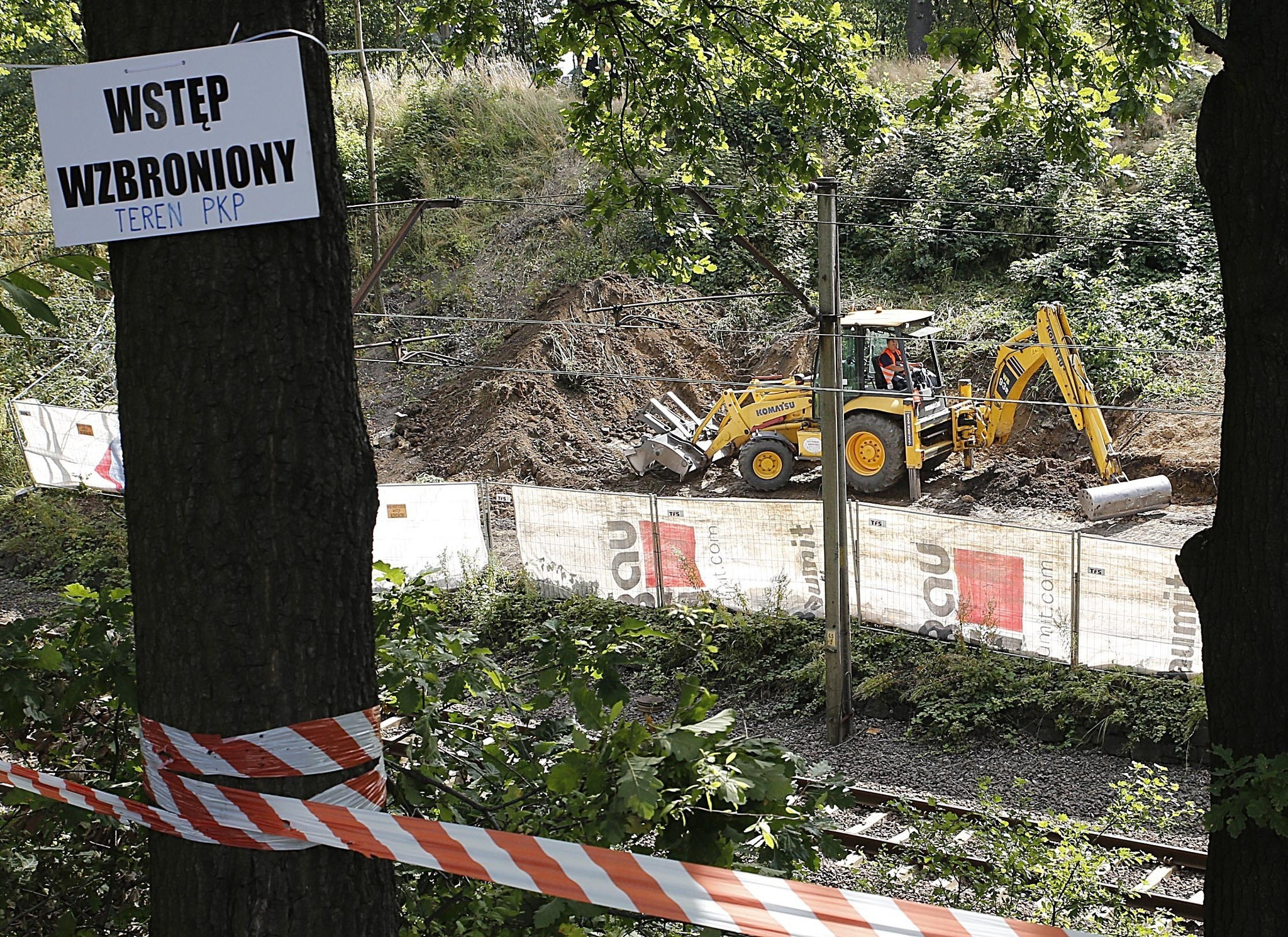Treasure hunters blocked from site of alleged Nazi gold train discovery