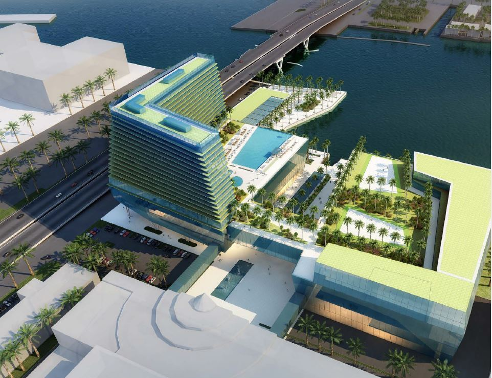 Broward commissioners vote to embark on convention center for Burowand design