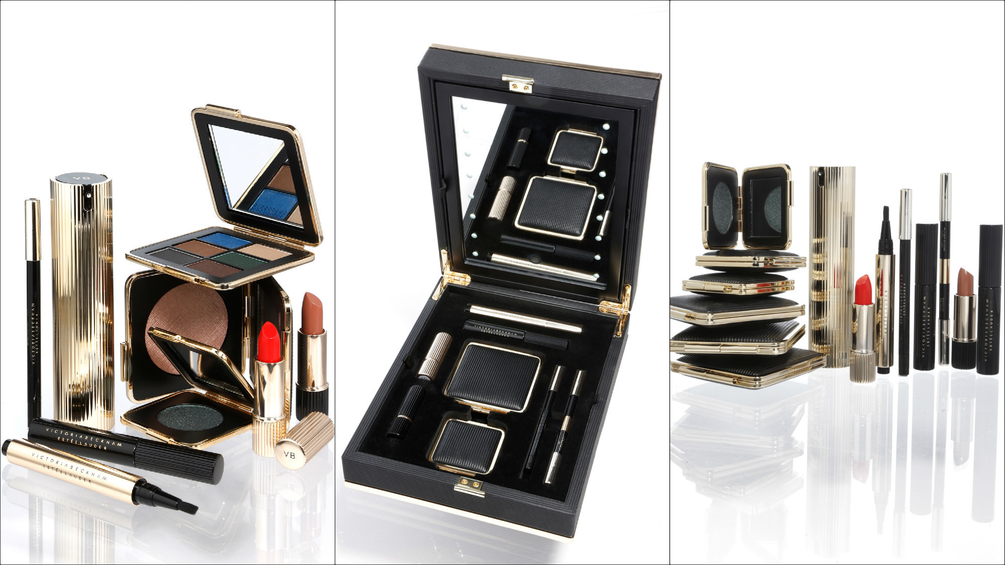 Victoria Beckham to launch limited-edition color cosmetics with Estée Lauder