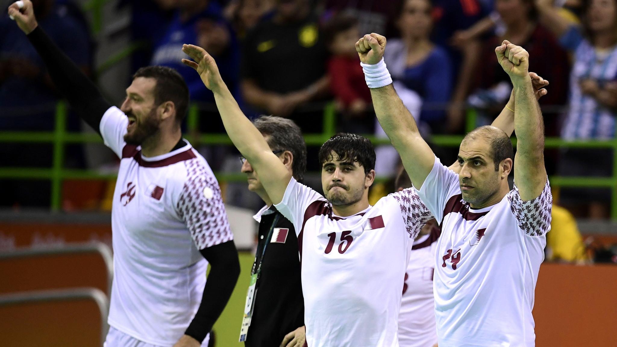 handball team qatar