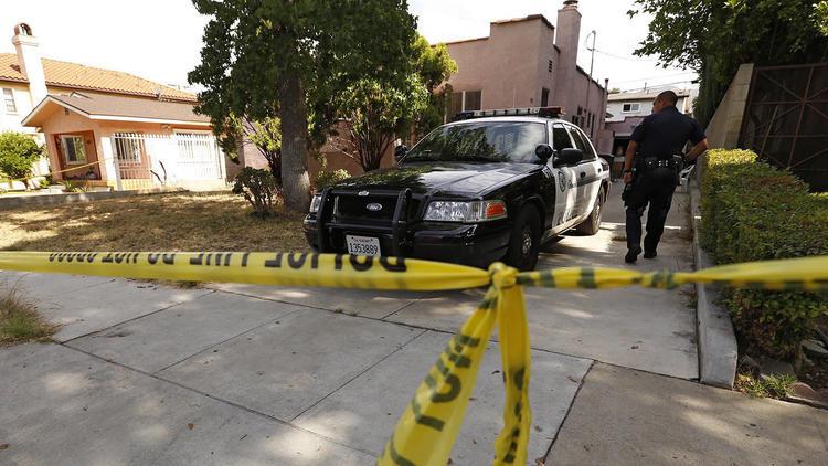 Scheiern crime scene