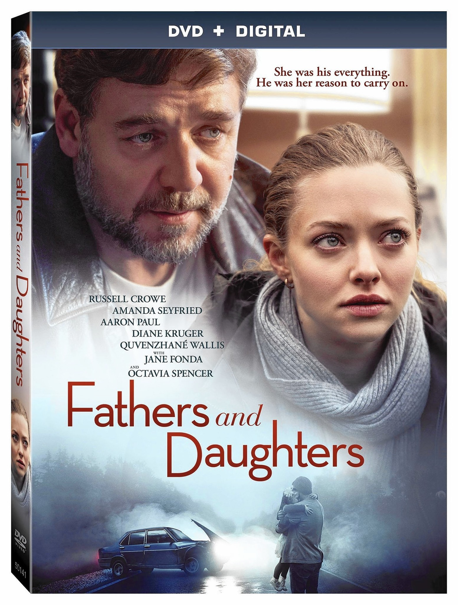 Amanda seyfried in fathers and daughters 2015 - 2 5