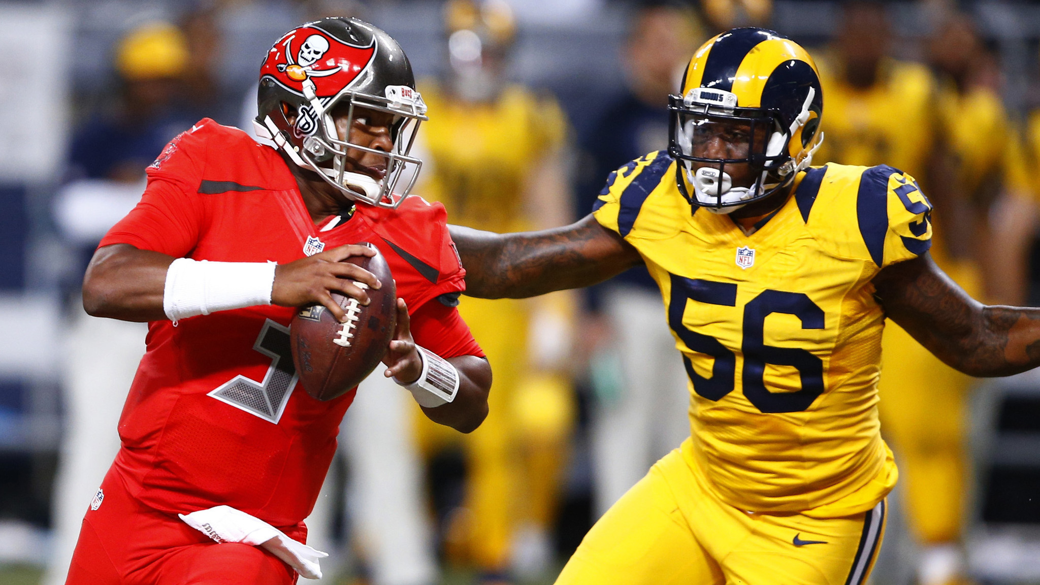 Jerseys NFL Cheap - Akeem Ayers is intent on being a strong Rams pass rusher �� and an ...