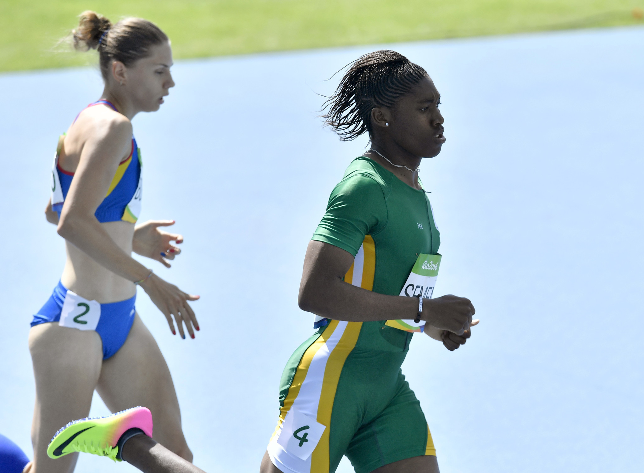 Medical dilemma on the track: Caster Semenya divides ...