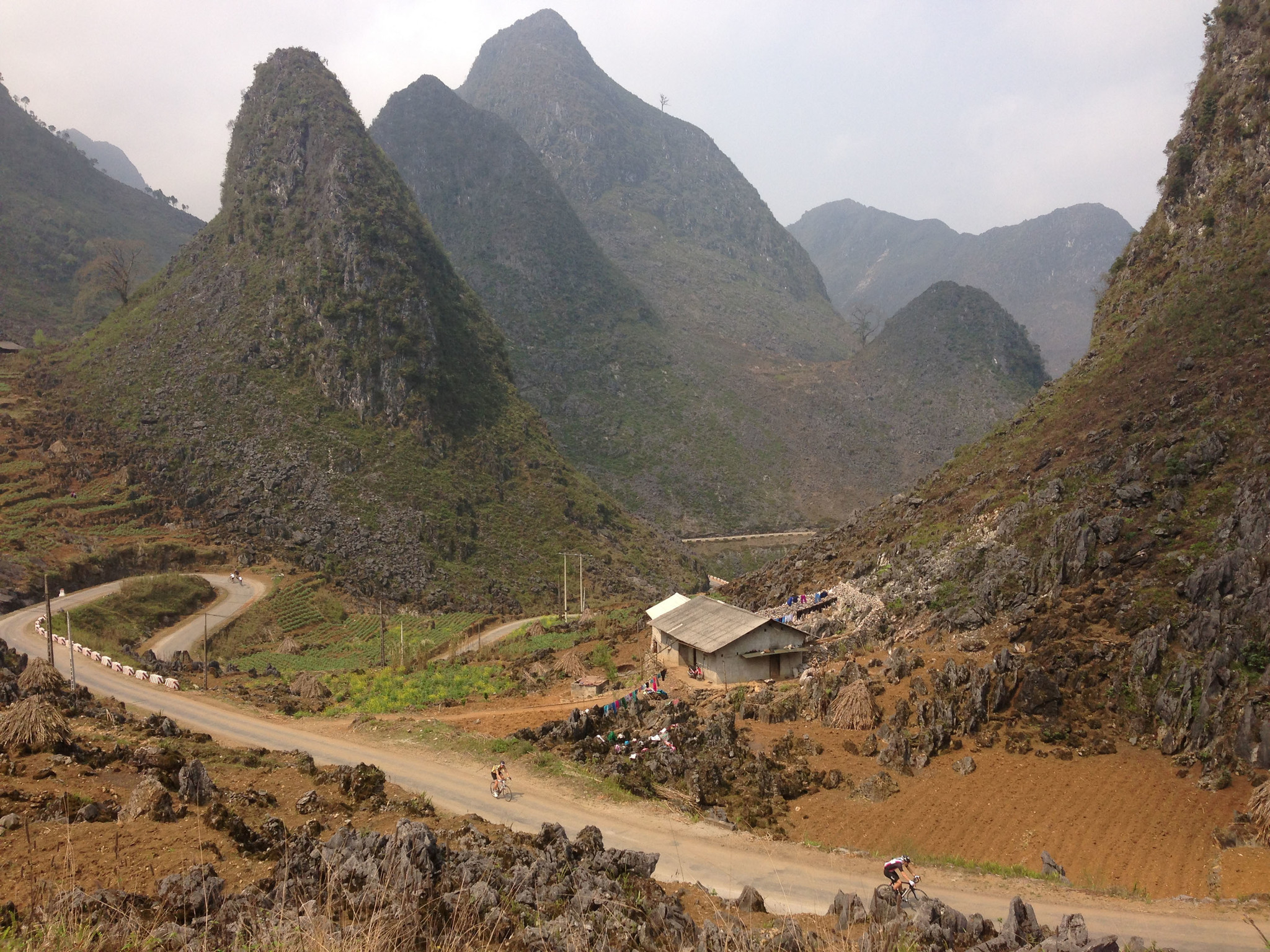 Bicycle through recently opened Ha Giang (and meet the locals) on Vietnam tour