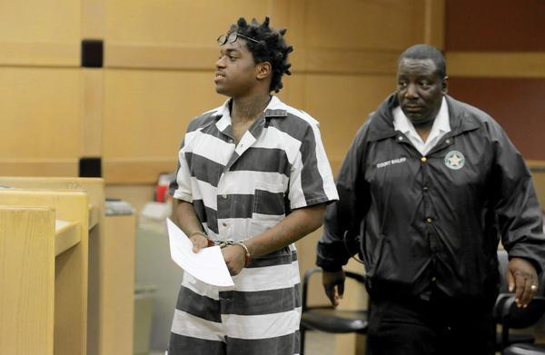 Image result for kodak black in jail