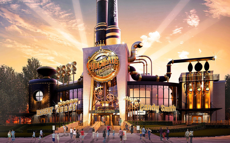 Not Willy Wonka: Universal Hit With $40M U0027chocolate Factoryu0027 Lawsuit    Orlando Sentinel
