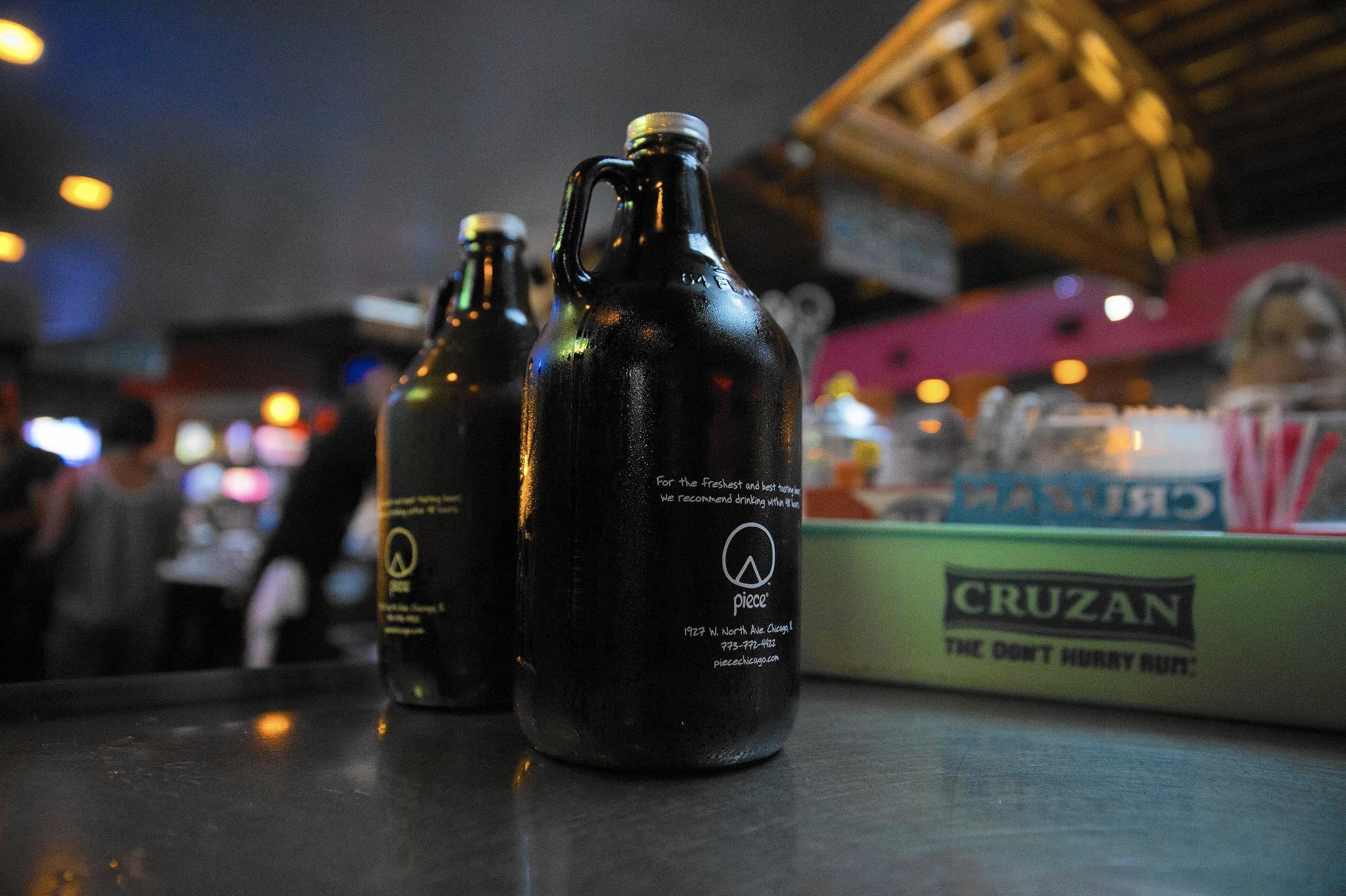 beer on demand craft breweries like piece half acre start delivery service chicago tribune. Black Bedroom Furniture Sets. Home Design Ideas