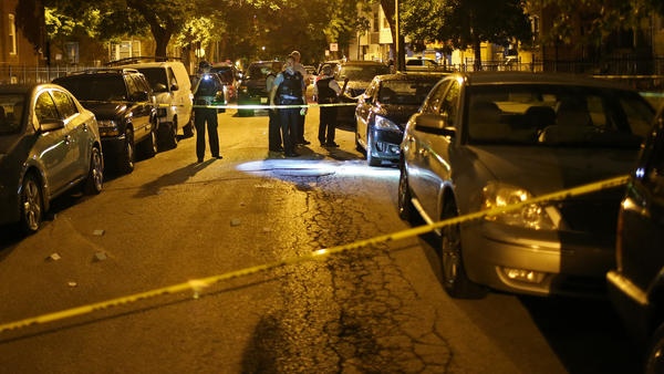 Photo gallery: Chicago crime scenes