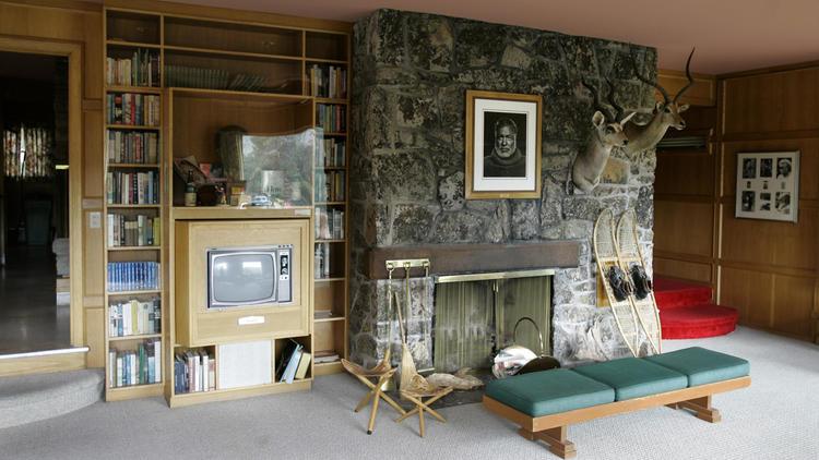 Hemingway's Idaho home