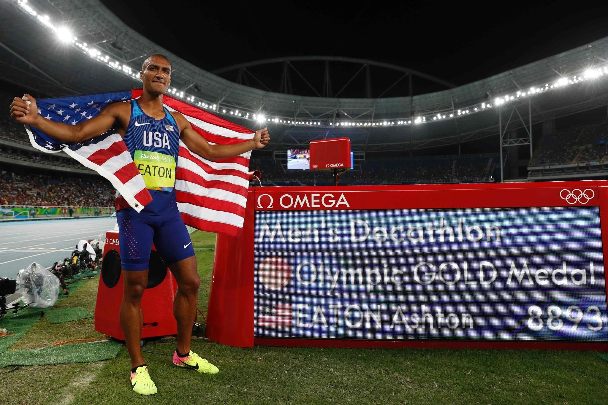Decathlon olympics